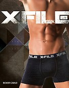X-File Boxer Carlo