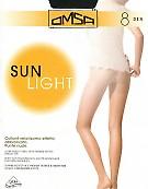Тонкие колготки для лета Omsa SunLight 8