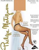 Колготки с низкой талией Philippe Matignon Premiere 15 Vita bassa