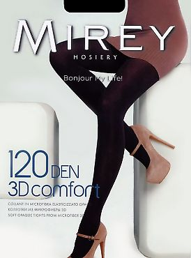 Mirey 3D Comfort 120 den