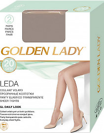Golden Lady Leda 20