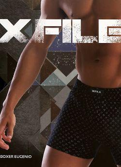 X-File Boxer Eugenio