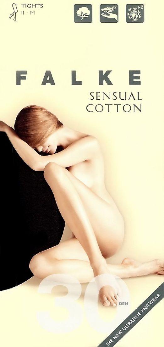 Falke Sensual Cotton 30