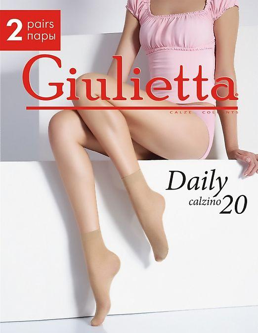 Носки женские Giulietta Daily 20 Calzino