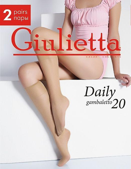 Гольфы Giulietta Daily 20 Gambaletto