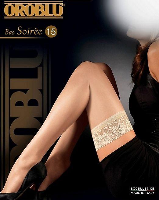 Чулки женские Oroblu Soiree 15