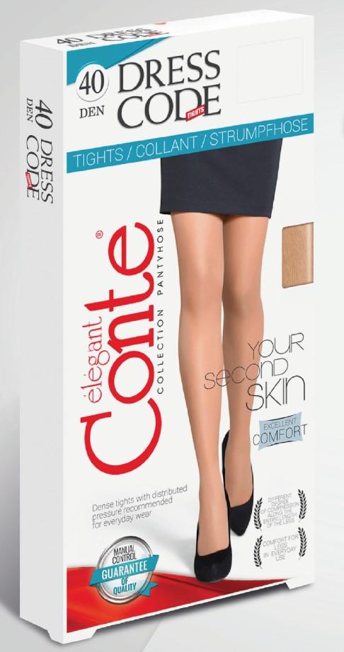 Колготки Conte Dress Code 40