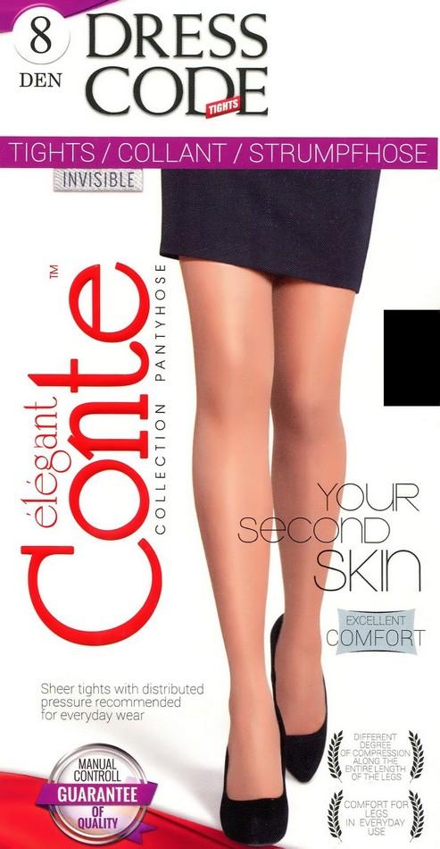Колготки Conte Dress Code 8