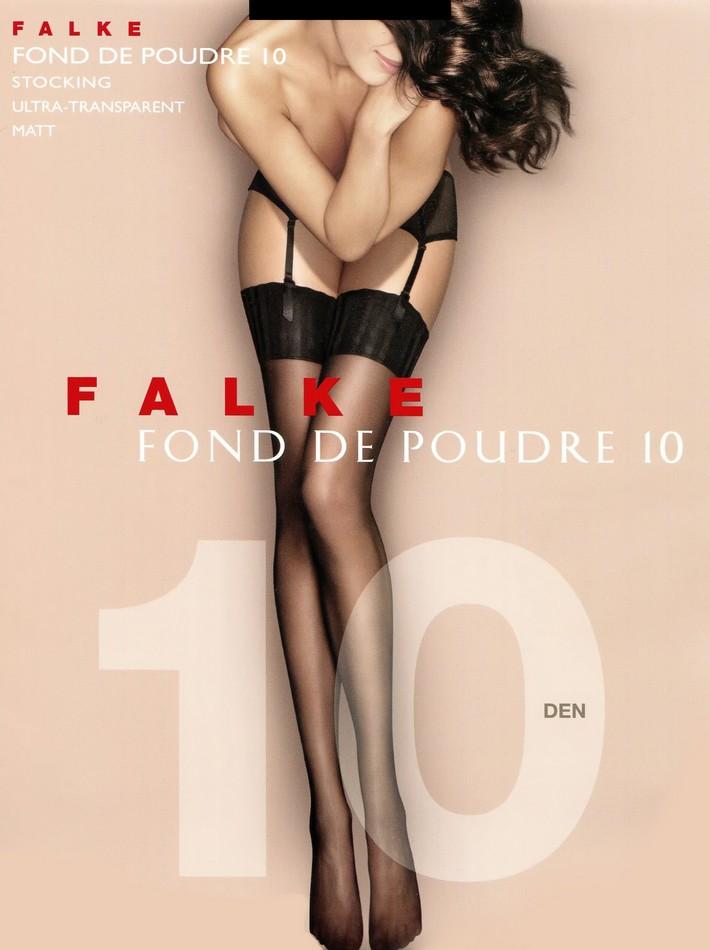 Чулки Falke Fond De Poudre 10 Stocking