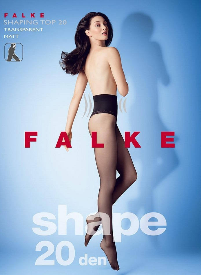 Колготки Falke Shaping Top 20