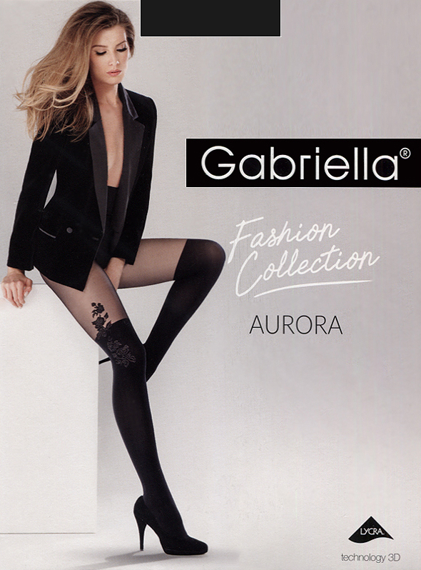 Колготки Gabriella Aurora