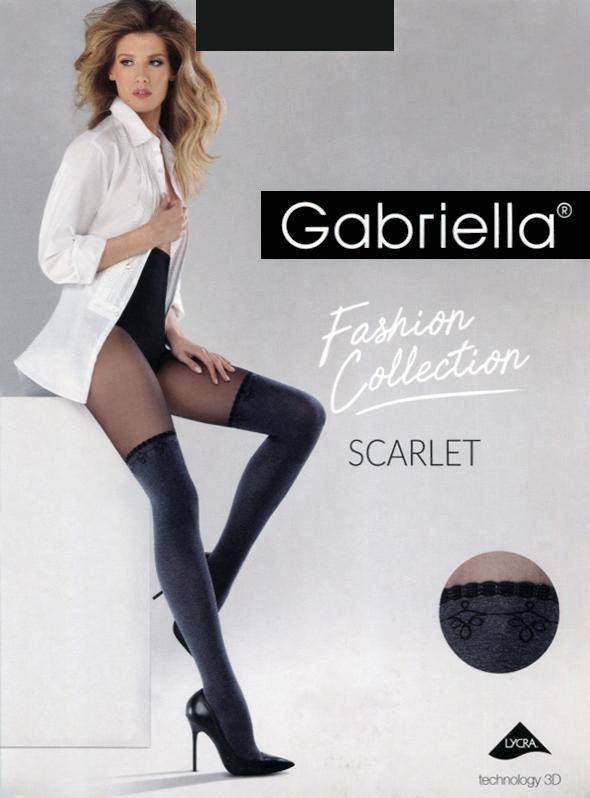 Колготки Gabriella Scarlet