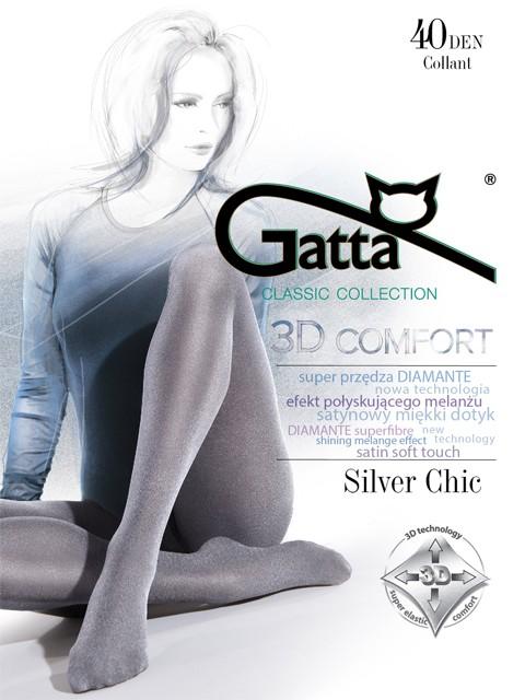 Колготки Gatta Silver Chic