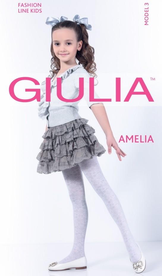 Колготки детские Giulia - для детей Amelia 40 03