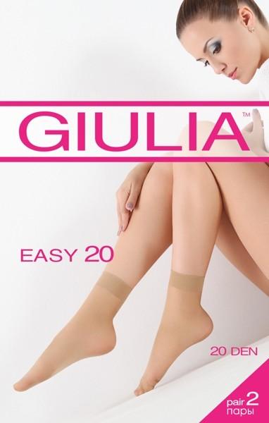 Носки женские Giulia Easy 20