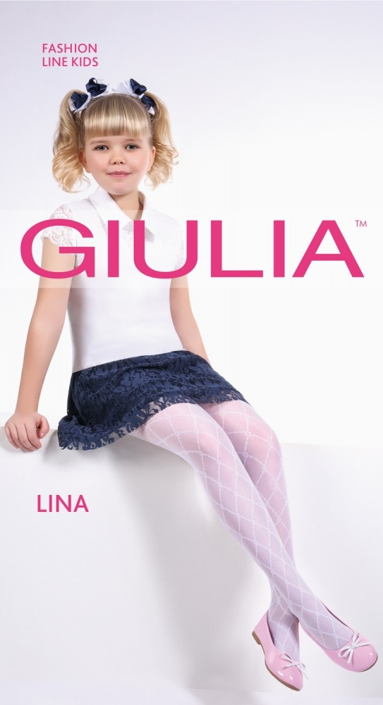Колготки детские Giulia - для детей Lina 20 07