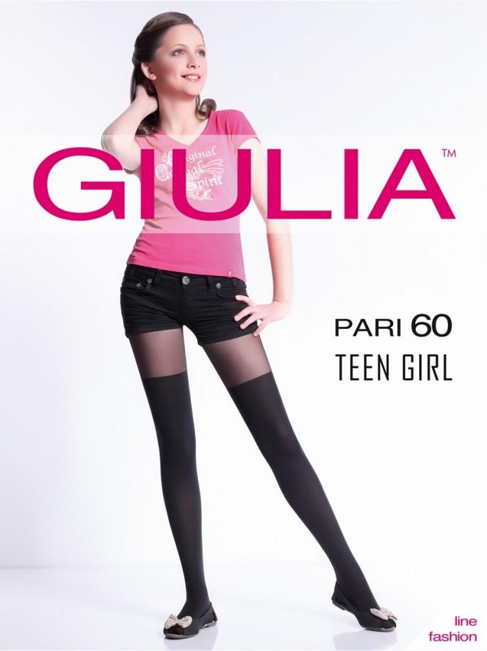 Колготки детские Giulia - для детей Pari Teen Girl 60