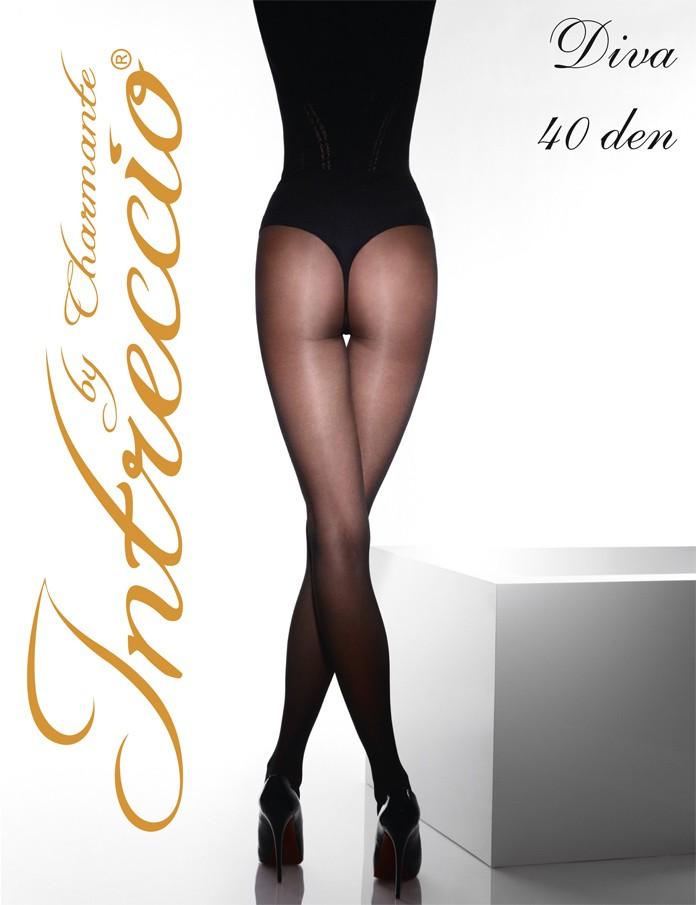 Колготки Intreccio Diva 40