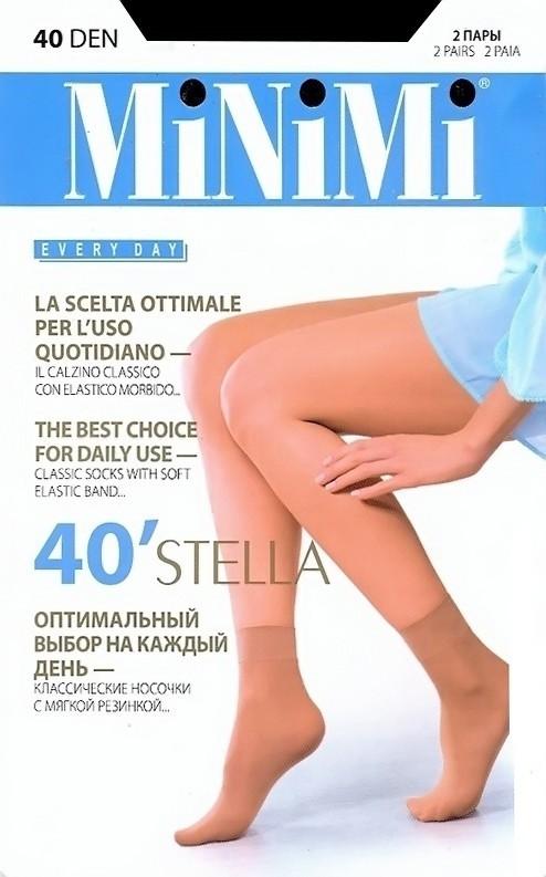 Носки женские MiNiMi Stella 40