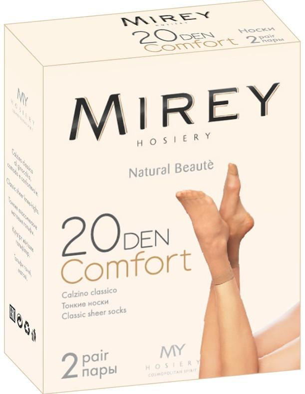 Носки женские Mirey Comfort 20 Calzino