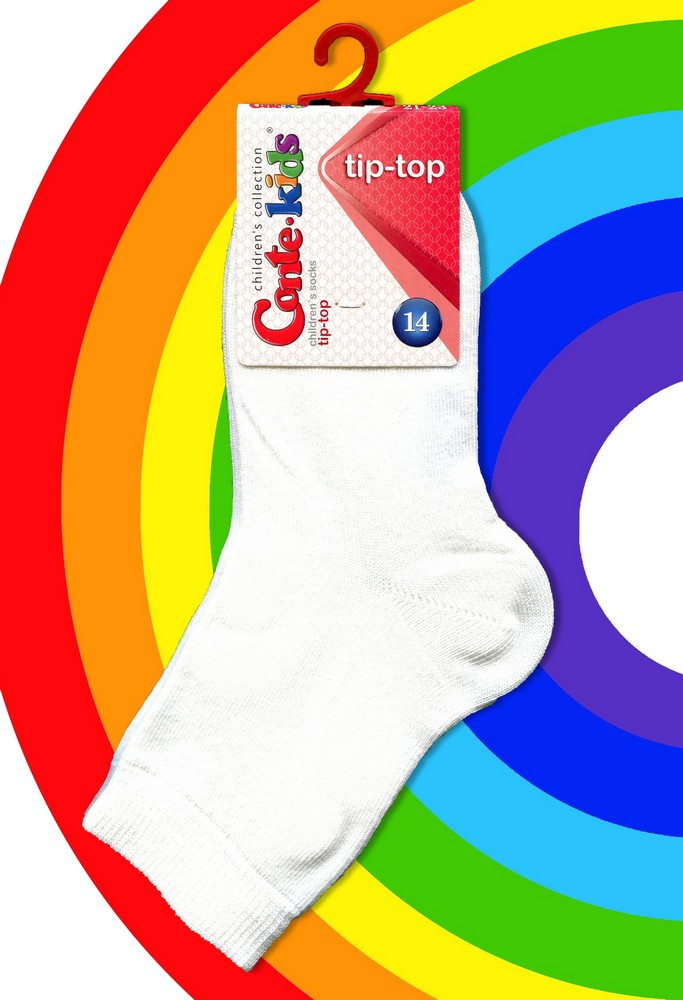Носки детские Conte-Kids Tip-Top 5С-11СП 000 Белый