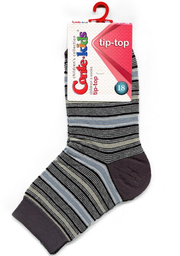 Носки детские Conte-Kids Tip-Top 5С-11СП 195 Серый