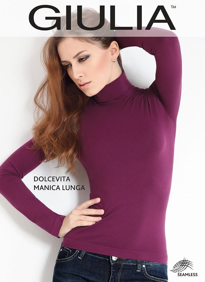 Водолазка женская Giulia Dolcevita Manica Lunga
