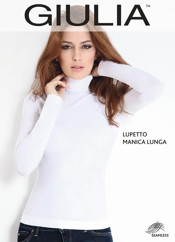 Водолазка женская Giulia Lupetto Manica Lunga