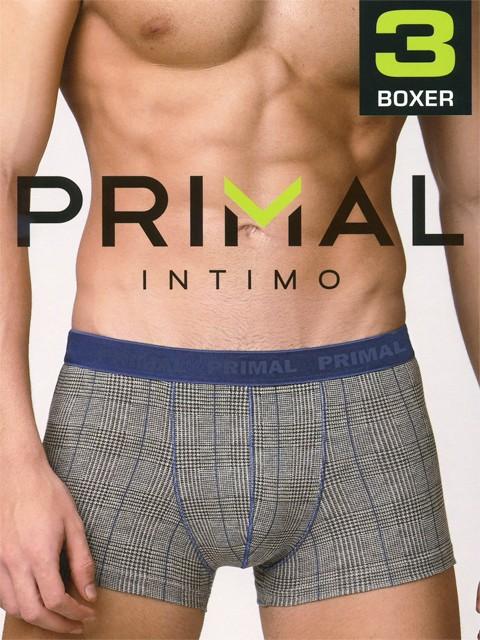 Трусы мужские Primal B1004 Boxer (3 шт.)