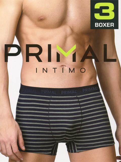 Трусы мужские Primal B1006 Boxer (3 шт.)
