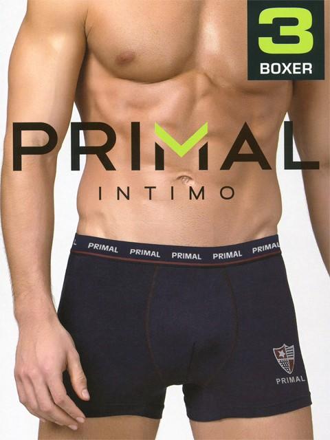 Трусы мужские Primal B1009 Boxer (3 шт.)
