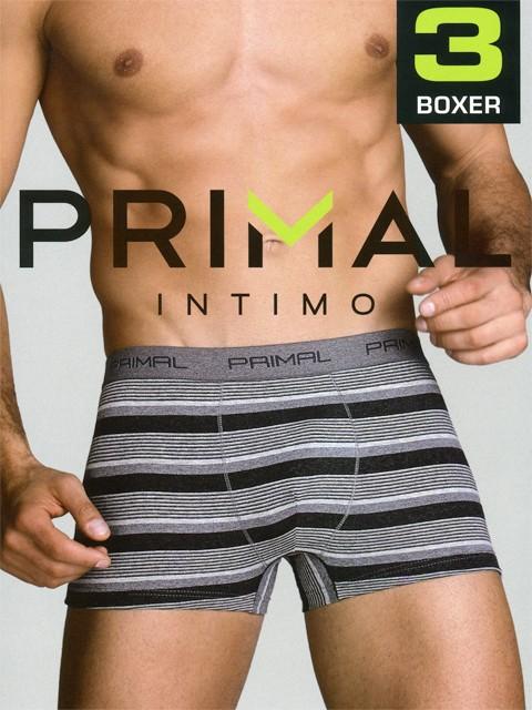 Трусы мужские Primal B134 Boxer (3 шт.)