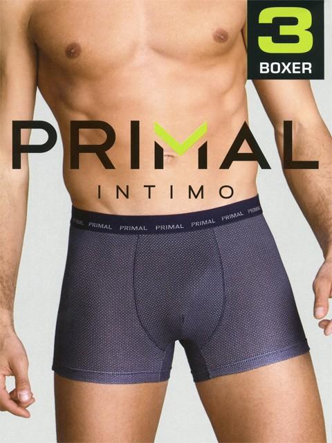 Трусы мужские Primal B140 Boxer (3 шт.)