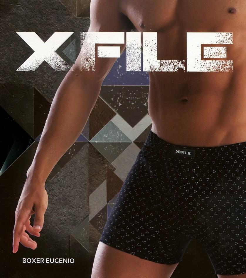 Трусы мужские X-File Boxer Eugenio